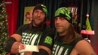 DX & Hornswoggle Funny Moment