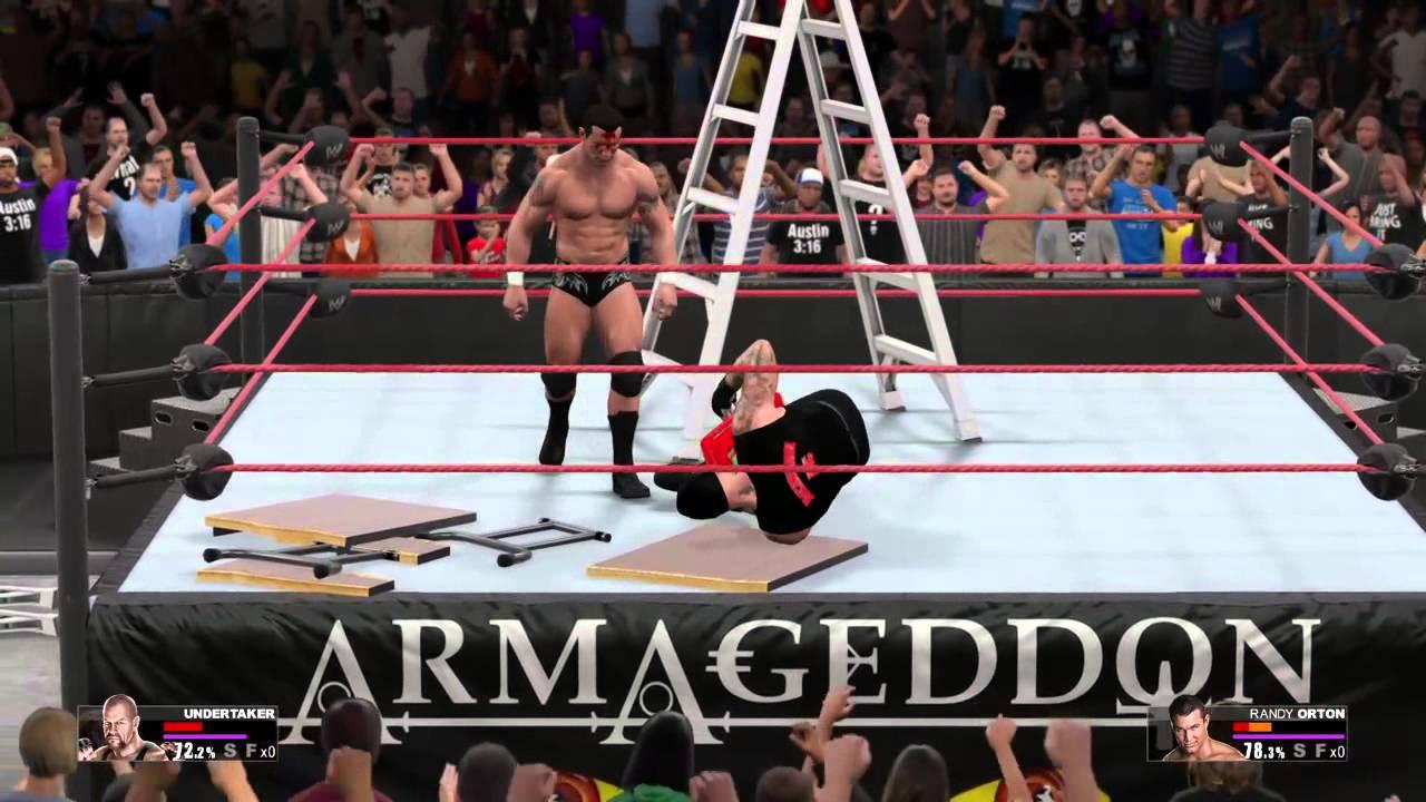 Wwe 2k15 Randy Orton Retro Wwe 2k15 Randy Orton Retro