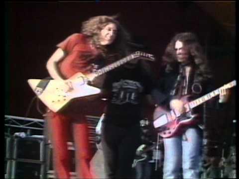 Lynyrd Skynyrd - Free Bird (Live 1976?)
