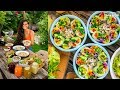 BEST RAW FOOD IN DUBAI | VLOG