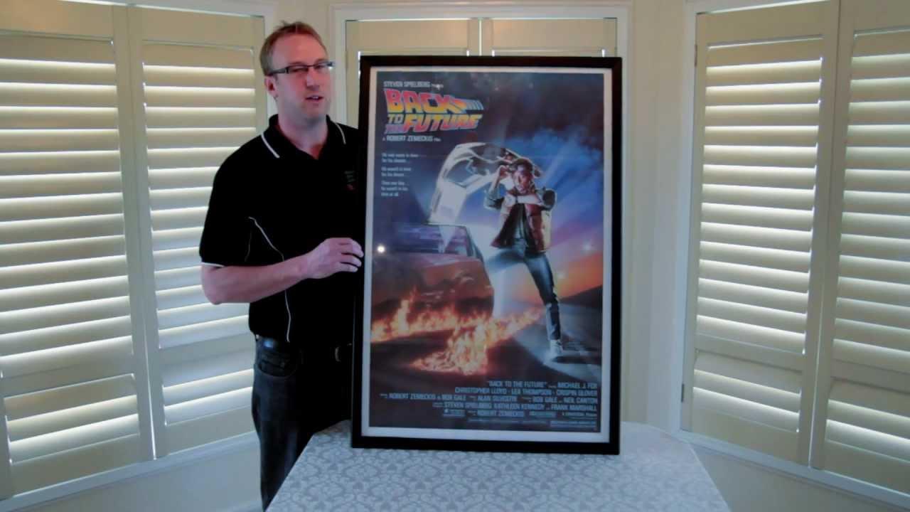 27 x 41 movie poster frames