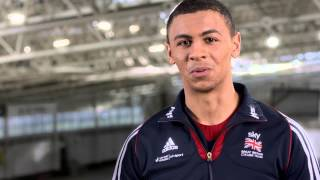 """My mentor Darren Campbell gives me a lot of confidence"" - Watch Quillan's Story"