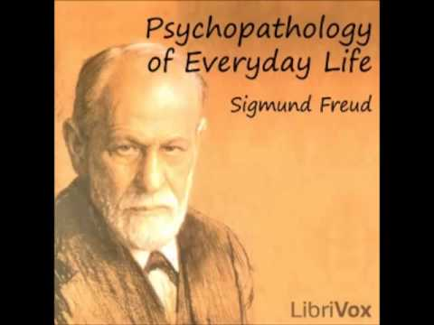 an introduction to the life and literature by sigmund freud Psychopathology of everyday life (german: zur psychopathologie des alltagslebens) is a 1901 work by sigmund freud, based on freud's researches into slips and parapraxes from 1897 onwards the psychopathology of everyday life became perhaps the best-known of all freud's writings.