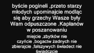List od Boga - Jezus Chrystus - List Rzymski..wmv