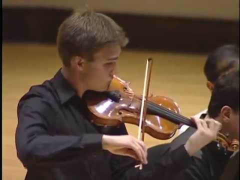 Alexi Kenney | Schumann: Violin Sonata No. 2, Op. 121