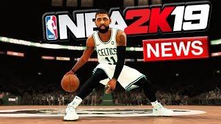NBA 2K19 News #3 - New STREET BALL Moves, Shot Meter & Gameplay Changes