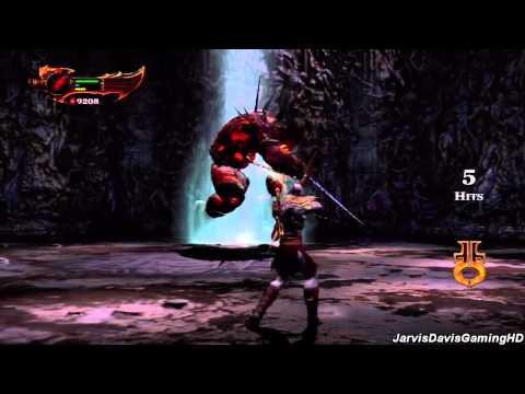 God of War IIl Kratos Vs Hades [PS3]【HD】
