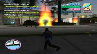 GTA Vice City Funny Moments Ep.8 God Damn Hackers