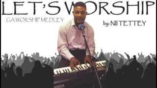 download lagu Joe Mettle - Ga Medley 1,2&3 gratis