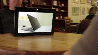ASUS TAICHI & Erik. Incredible Together