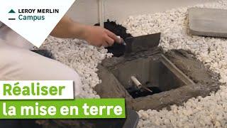 Comment r aliser une mise la terre leroy merlin - Comment mettre a la terre une installation electrique ...