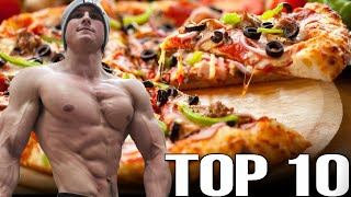 TOP 10 VEGAN PROTEIN SOURCES! (ft. Bodybuilder Jon Venus)