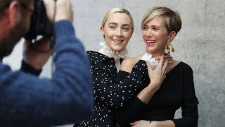 Saoirse Ronan and Kristen Wiig on the Necessity to Unwind Between Roles