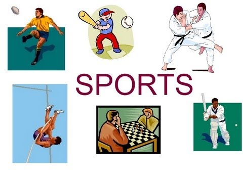 Names Games For Kindergarten Names of Sports And Games For