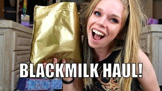ANOTHER BLACK MILK CLOTHING HAUL