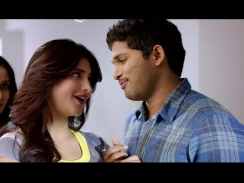 Race Gurram Latest Romantic Trailer - Stylish Star Allu Arjun, Shruti Haasan, Surender Reddy