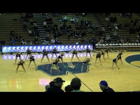 Washburn University Dancing Blues