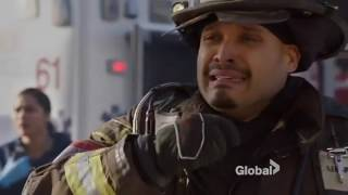 Chicago fire season 5 episode 22 final CLIFFHANGER who will make it out alive?