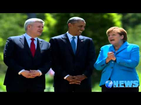 At G7 summit, Obama finds support, unity for trade deals, Russian sanctions
