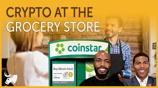 Coinstar: Crypto at the Grocery Store! Over $1 BILLION in Crypto Payments