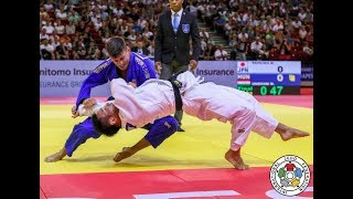 Judo World Championship Baku 2018 Highlights of day 1