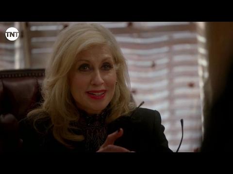 John Ross Meets Madame Judith | Dallas | TNT
