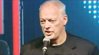 David Gilmour about Richard Wright R.I.P