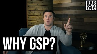 Why does everyone call-out GSP?