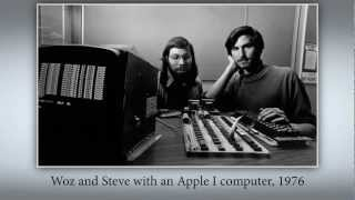 Photo gallery of Steve Jobs 1955-2011