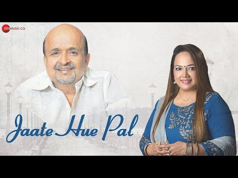 Jaate Hue Pal - Official Music Video | Sagarika Mohanty | Aishwarrya Khanna, Akash Jagga,Kajal Singh