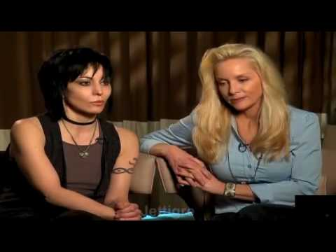joan jett amp cherie currie talk the runaways youtube