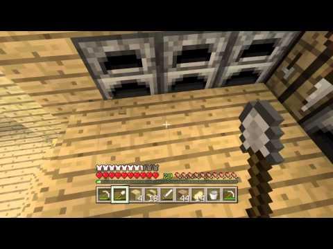 Minecraft - Выживание - #15 - Второй этаж :)