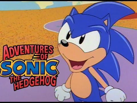 Adventures of Sonic the Hedgehog 108 - Close Encounter of the Sonic Kind