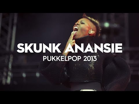 Weak by Skunk Anansie live at Pukkelpop 2013