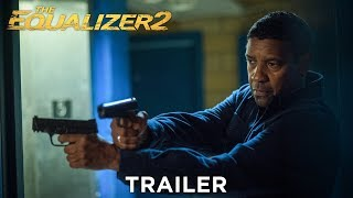 THE EQUALIZER 2 - Trailer A - Ab 16.8.18 im Kino!