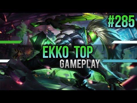 Ekko (Top): Kill me Please #285 [Lets Play] [League of Legends] [German / Deutsch]