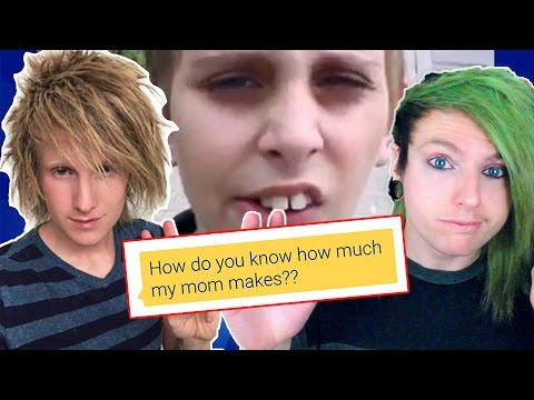 """I AM THE BEST YOUTUBER Song Lyric Prank Text Bryan Stars Misha """"Song For The Haters"""""""