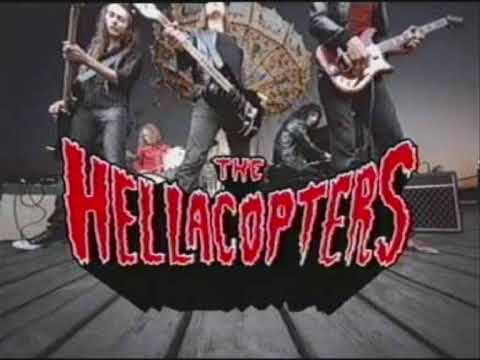 The Hellacopters - City Slang