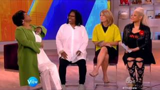 Patti LaBelle on The View (May 7th, 2015)