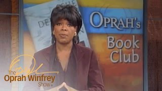 Oprah's Book Club (Do You Remember the First Book She Picked?) | The Oprah Winfrey Show | OWN