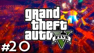 Žaidžiam Grand Theft Auto 5 ( GTA V) - 20 Epizodas | GTA 5 Gameplay | TarasGames.Lt TV