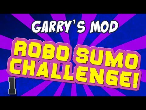 Robo Sumo Challenge 1 - Let building commence!