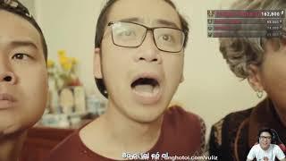 """CẢM XÚC CỦA VŨ LIZ KHI XEM """"Tết Nhà Bà Hoan ( Parody )  -Vanh LEG"""" !!"""