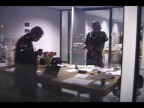 Rem Koolhaas at Work