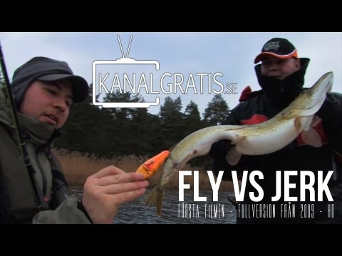 Fly vs Jerk - Frsta filmen - Fullversion - 2009 - HD