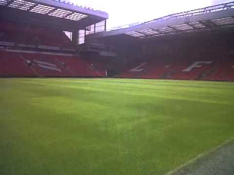 liverpool anfield -this is what steven gerrad and others see!