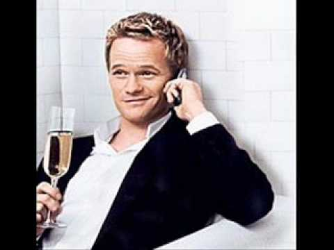 Barney's ringtone on the magic phone. download link: http://rapidshare.com/files/348671783/barney_mp3.mp3 From How I Met Your Mother.