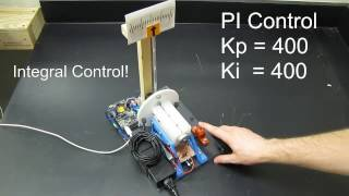 Hardware Demo of a Digital PID Controller