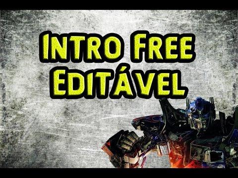 #1 Transformers Intro editável free (Sony vegas) Rafael Benitez