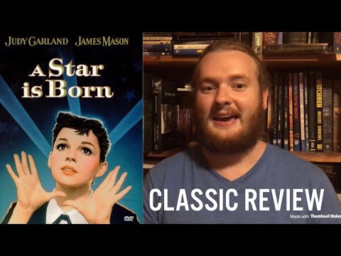A Star Is Born (1954) Classic Review